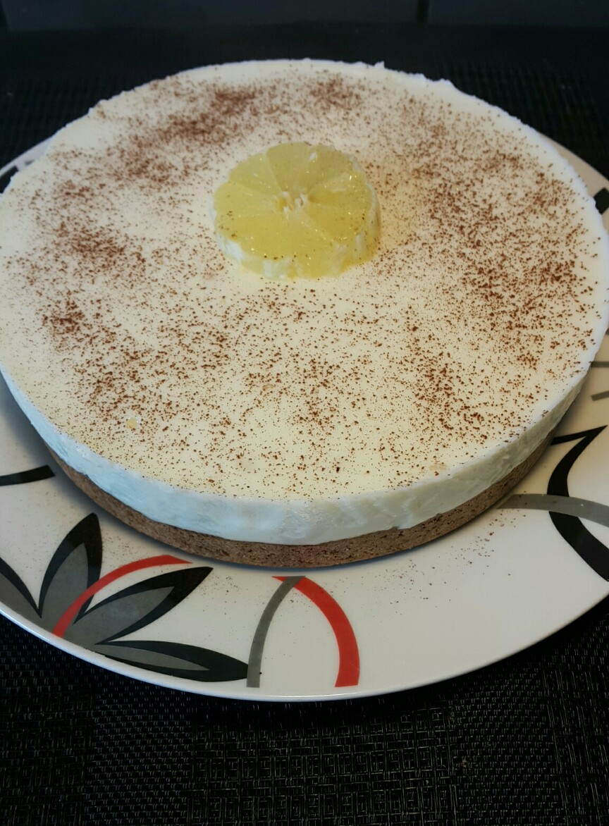 Bottermelk Fresh Torte